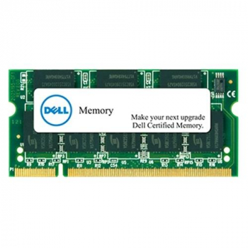 Pamięć Dell 16 GB Certified Memory Module for Select Dell Systems-1Rx8 SODIMM 2133MHz