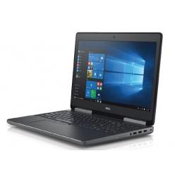 Laptop DELL Precision M7520 15,6'' FHD i7-7820HQ 16GB 500GB SSD+1TB M2200 vPro FPR SCR W10P MUI 3YNBD