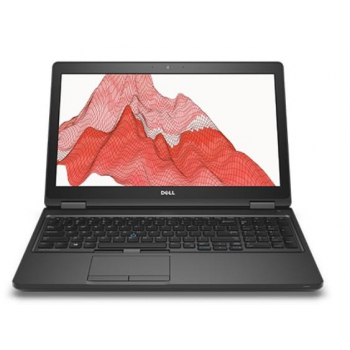 Laptop DELL Precision M3520 15,6'' FHD IPS i7-7820HQ 32GB 256GB SSD M620 BK FPR SCR W10P 3YNBD