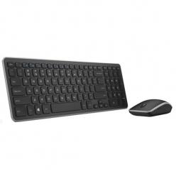 Zestaw bezprzewodowy klawiatura + mysz Dell KM714
