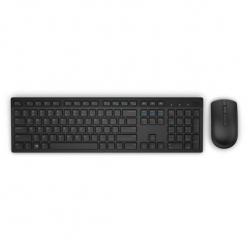 Zestaw bezprzewodowy klawiatura + mysz Dell KM636