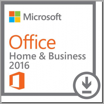 Microsoft Office Home and Business 2016 Polski ESD