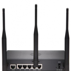 Firewall DELL SONICWALL TZ300 WIRELESS-AC INTL TOTALSECURE 1YR