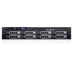 Serwer Dell PowerEdge R530 E5-2620v4 16GBrg 300GB SAS 2,5'' w 3,5'' H730 DVD-RW