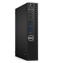 Komputer DELL Optiplex 3050 MFF i3-7100T 4GB 500GB WLAN BT W10Pro 3YNBD