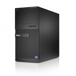 Komputer DELL Optiplex XE2 MT i5-4570S 8GB 128GB + 1TB DVD_RW W10Pro 3YNBD