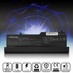 Whitenergy High Capacity bateria Dell Vostro 1310 11.1V Li-Ion 7800mAh