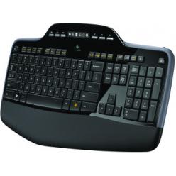 Zestaw bezprzewodowy klawiatura + mysz Logitech MK710 US