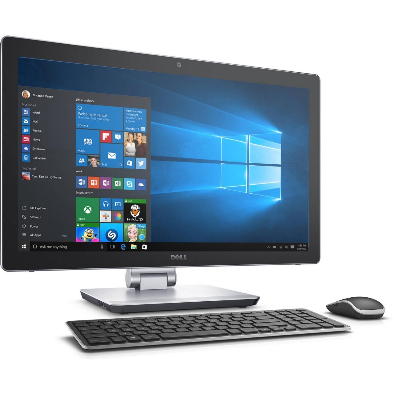 Komputer Dell Inspiron