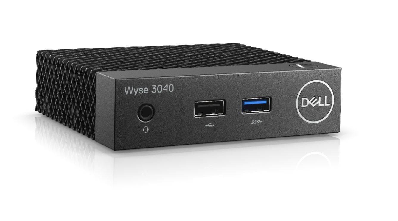 Terminal DELL Wyse 3040 thin client 8GB FLASH 2GB RAM ThinOS 3YCAR
