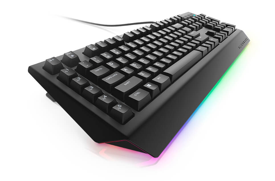 Klawiatura DELL Alienware Advanced Gaming Keyboard AW568