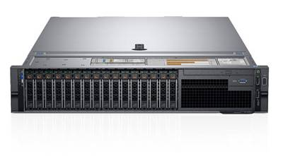Serwer Dell PowerEdge R740 Silver 4116 16GB 300Gb SAS 15k 2,5'' H740P iDRAC ENT OPME
