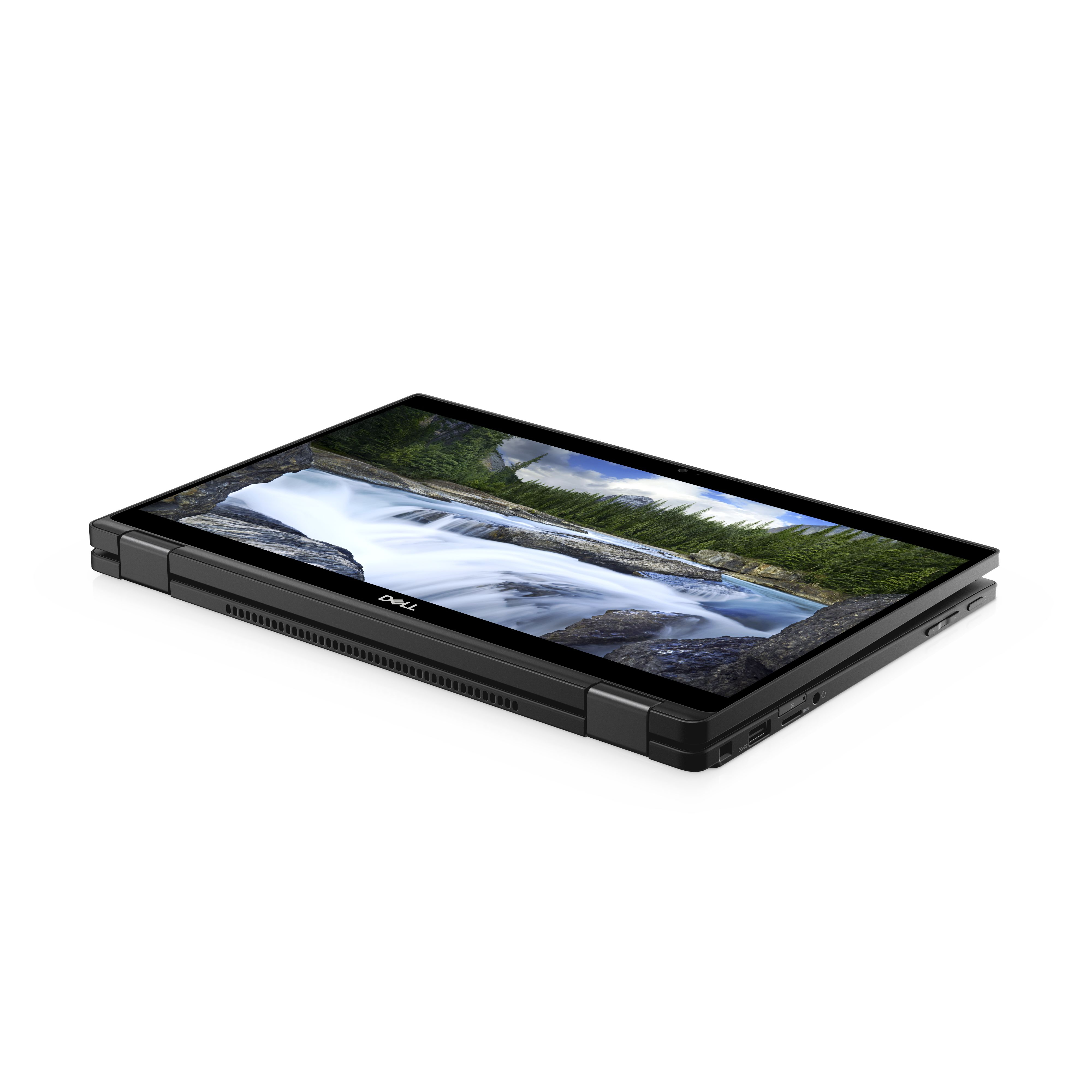 Laptop DELL Latitude 7390 2in1 13,3'' FHD i7-8650U 16GB 512GB SSD BK FPR SCR Win10Pro 3YNBD