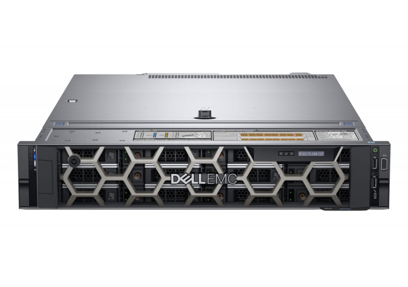 Serwer Dell PowerEdge R540 XS 4110 16GB 2x200GB SSD MU H730P+ DVD-RW 2x750W 3yNBD