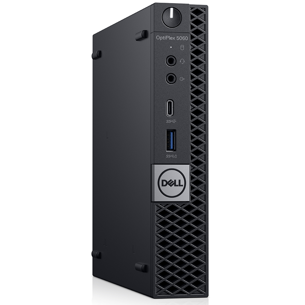 Komputer DELL Optiplex 5060 MFF i3-8100T 4GB 128GB SSD WIFI BT Win10Pro 3YNBD