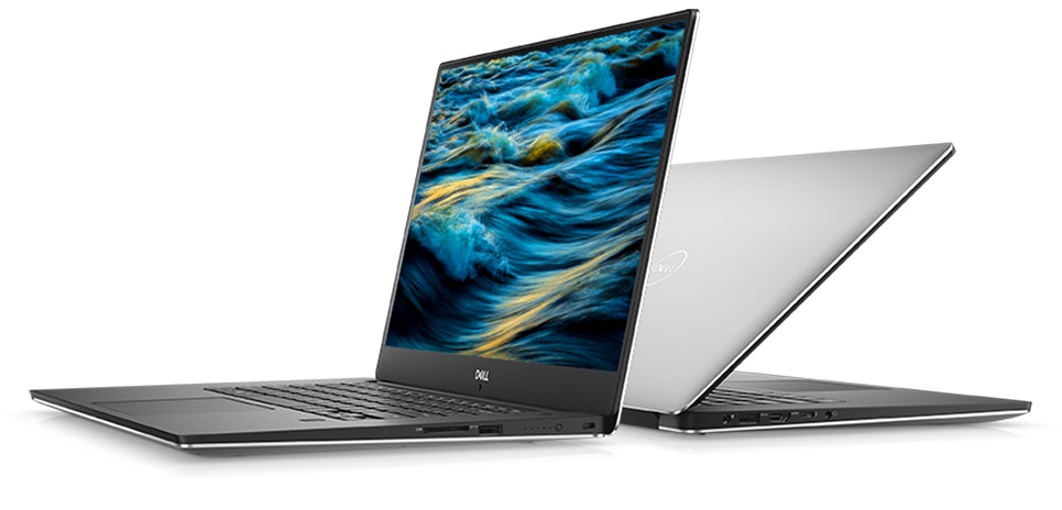 Laptop DELL XPS 9570 15,6'' UHD MT i9-8950HK 16GB 512GB SSD GTX1050Ti Win10H 2YNBD