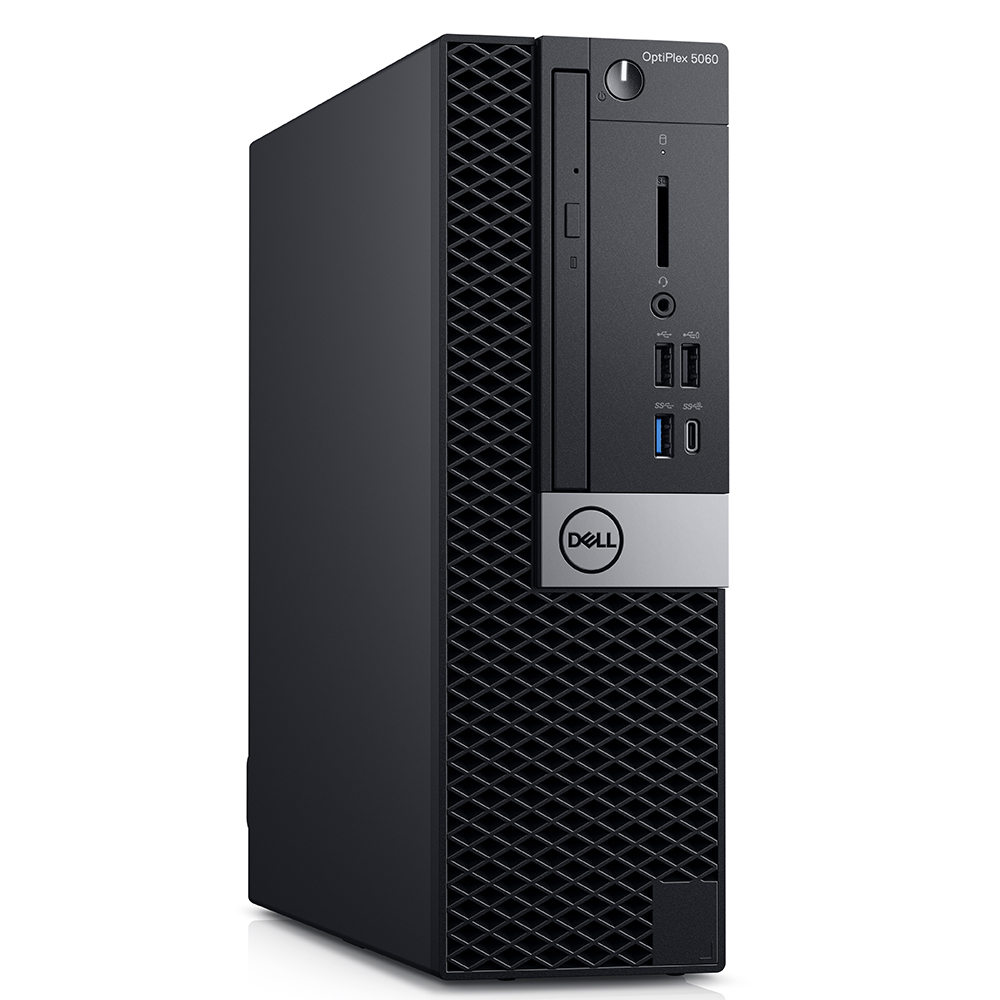 Komputer DELL Optiplex 5060 SFF i7-8700 8GB 512GB SSD DVD-RW Win10Pro 3YNBD