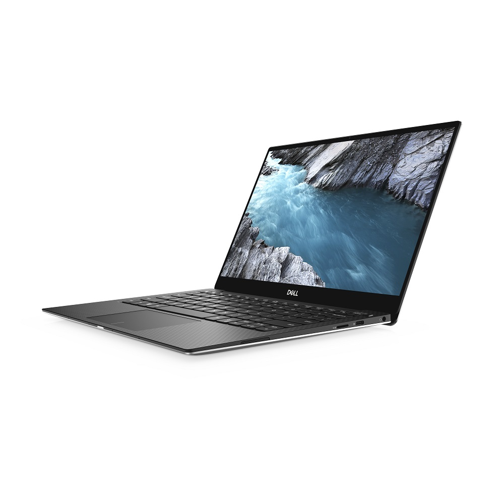 Laptop DELL XPS 13 9380 13,3'' UHD Touch i7-8565U 8GB 256GB SSD Win10H 2YNBD srebrny