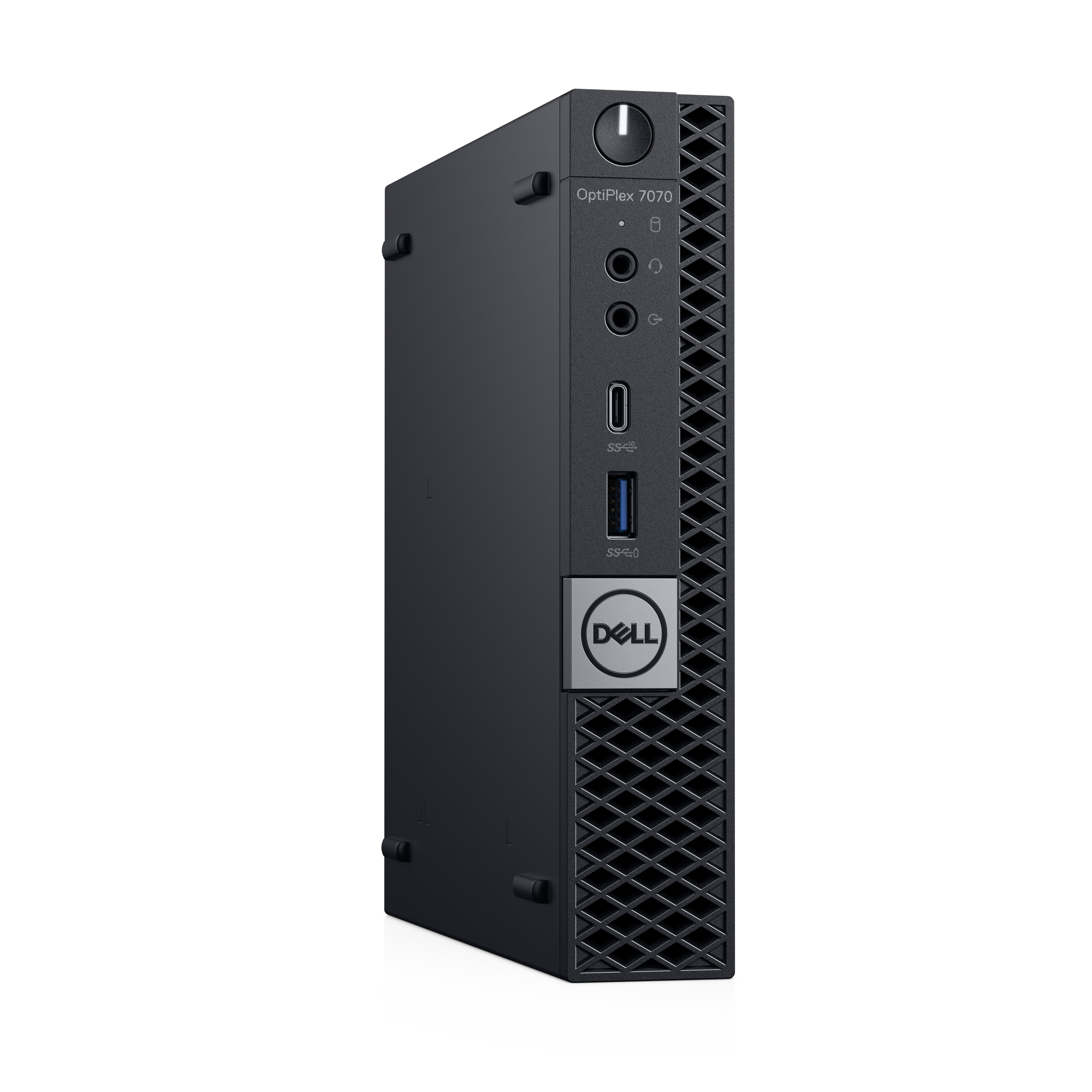Komputer DELL Optiplex 7070 MFF i5-9500T 8GB 256GB SSD WIFI BT W10Pro 3YNBD