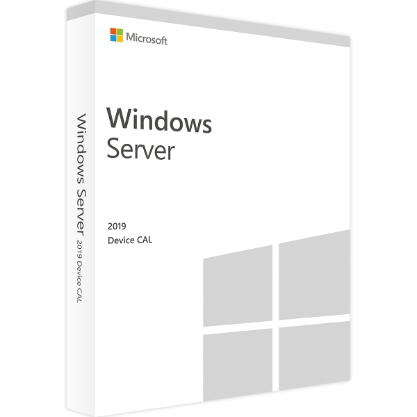 Windows Server 2019 DEVICE CAL 5-pack
