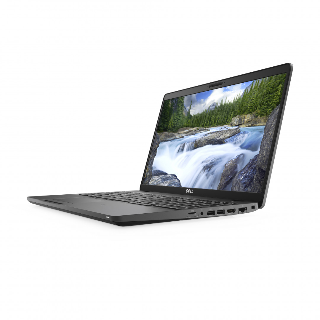 Laptop DELL Latitude 5500 15,6'' FHD i5-8365U 8GB 256GB SSD FPR SCR WIFI BK W10P ALU 3YBOWS