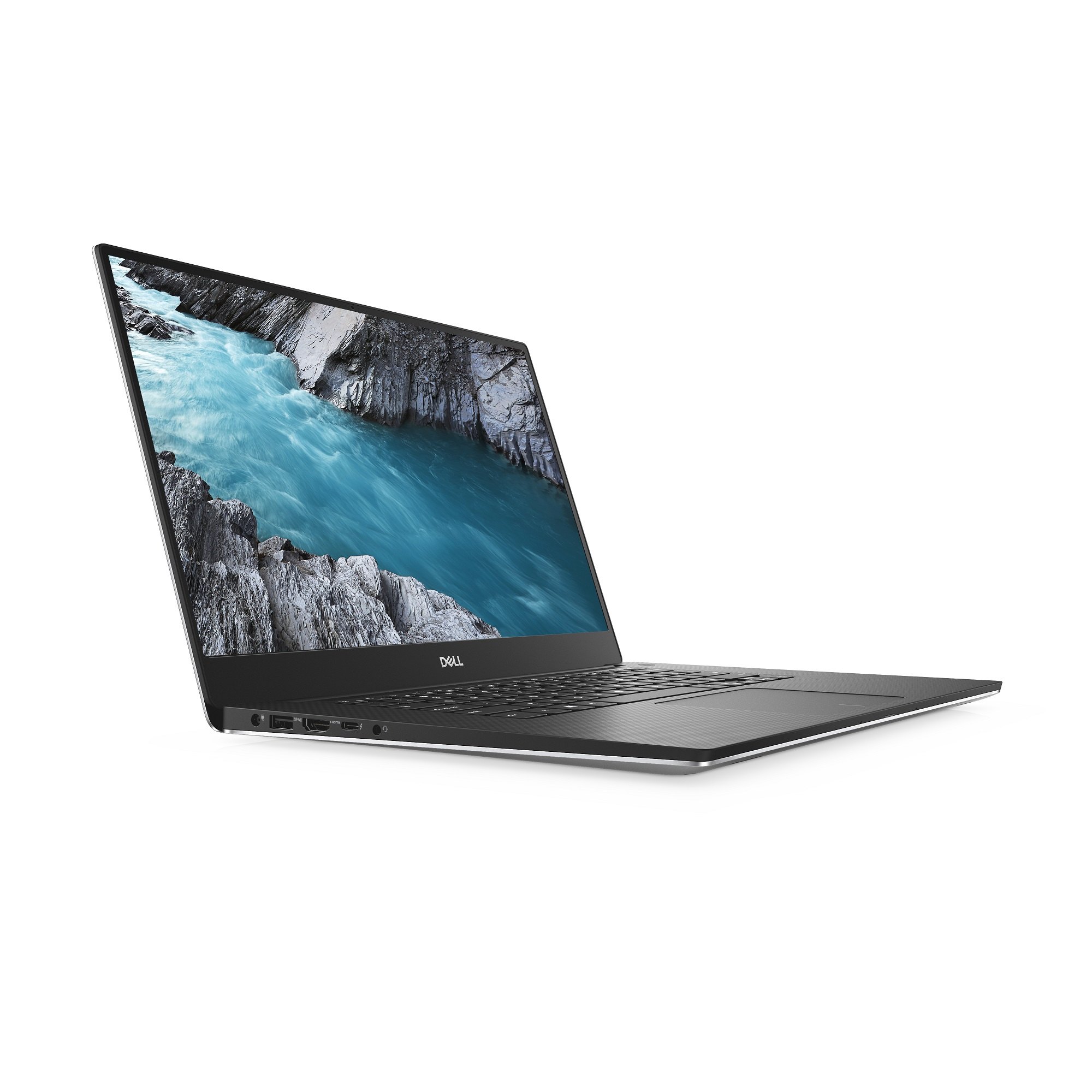 Laptop DELL XPS 15 7590 15,6 FHD HS LED i7-9300H 8GB 256GB SSD GTX1650 BK FPR Win10H 2YBWOS