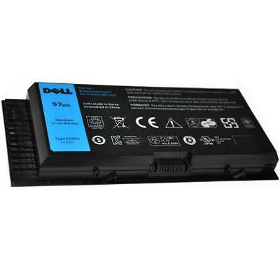 Bateria Dell 9-Cell 97Wh 7DWMT
