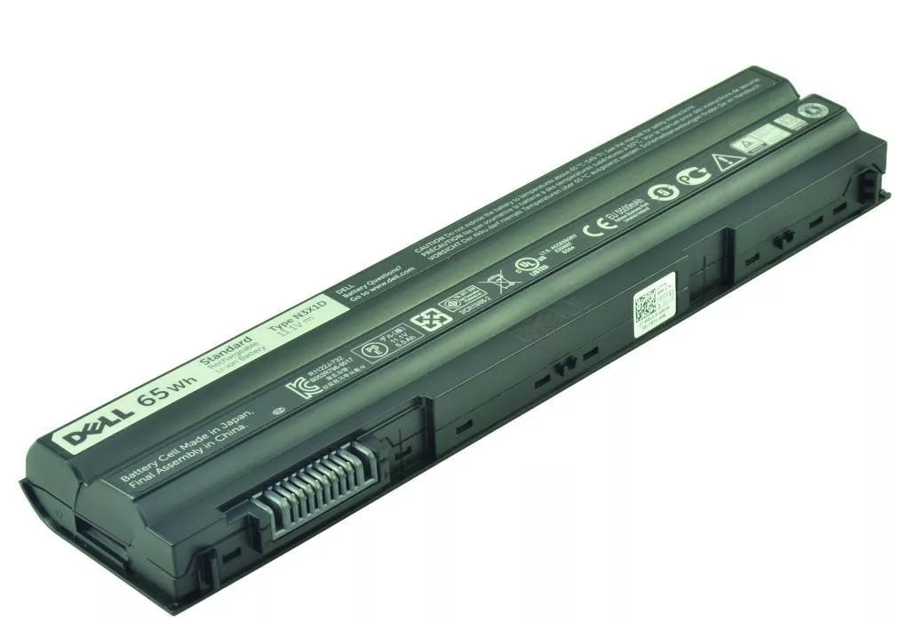 Bateria Dell 6-Cell 65Wh 96JC9