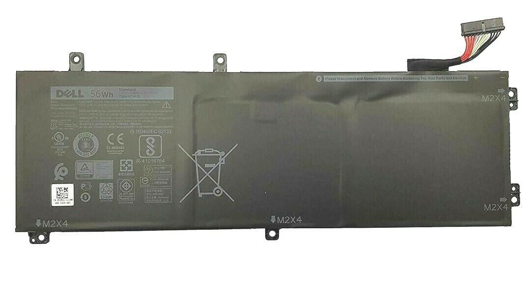Bateria Dell 3-Cell 56Wh CP6DF