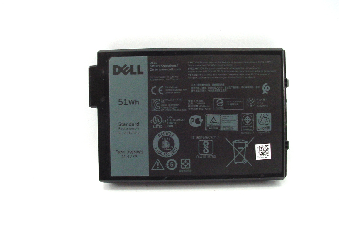Bateria Dell 3-Cell 51Wh DMF0C