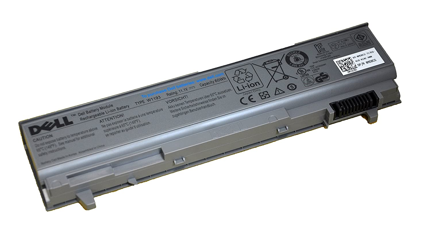 Bateria Dell 6-Cell 60Wh G6M0W