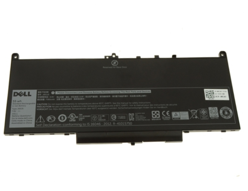 Bateria Dell 4-Cell 55Wh R97YT