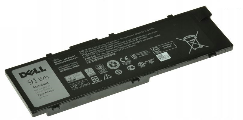 Bateria Dell 6-Cell 91Wh TWCPG