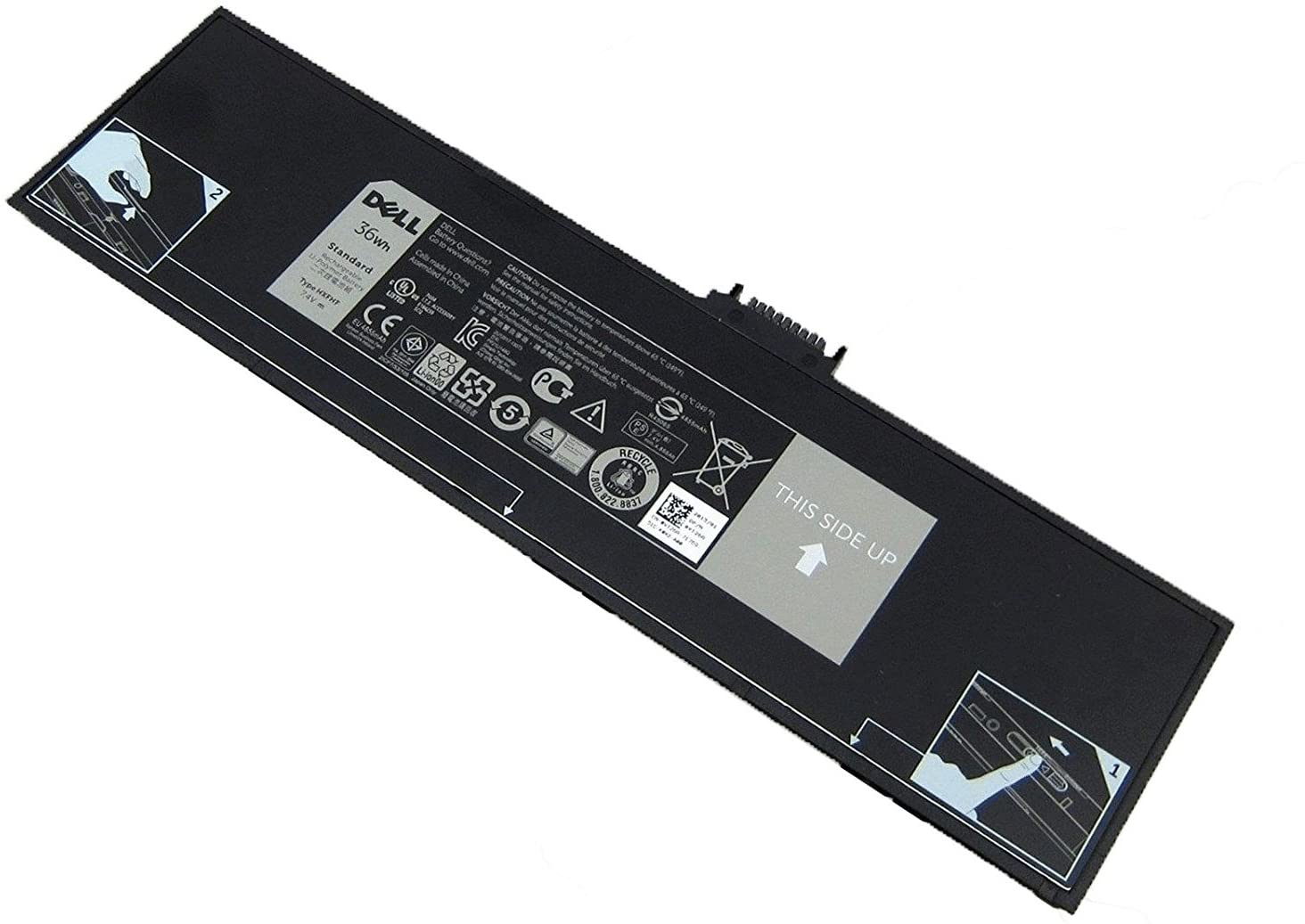 Bateria Dell 2-Cell 36Wh VT26R