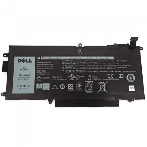 Bateria Dell 3-Cell 45Wh X49C1