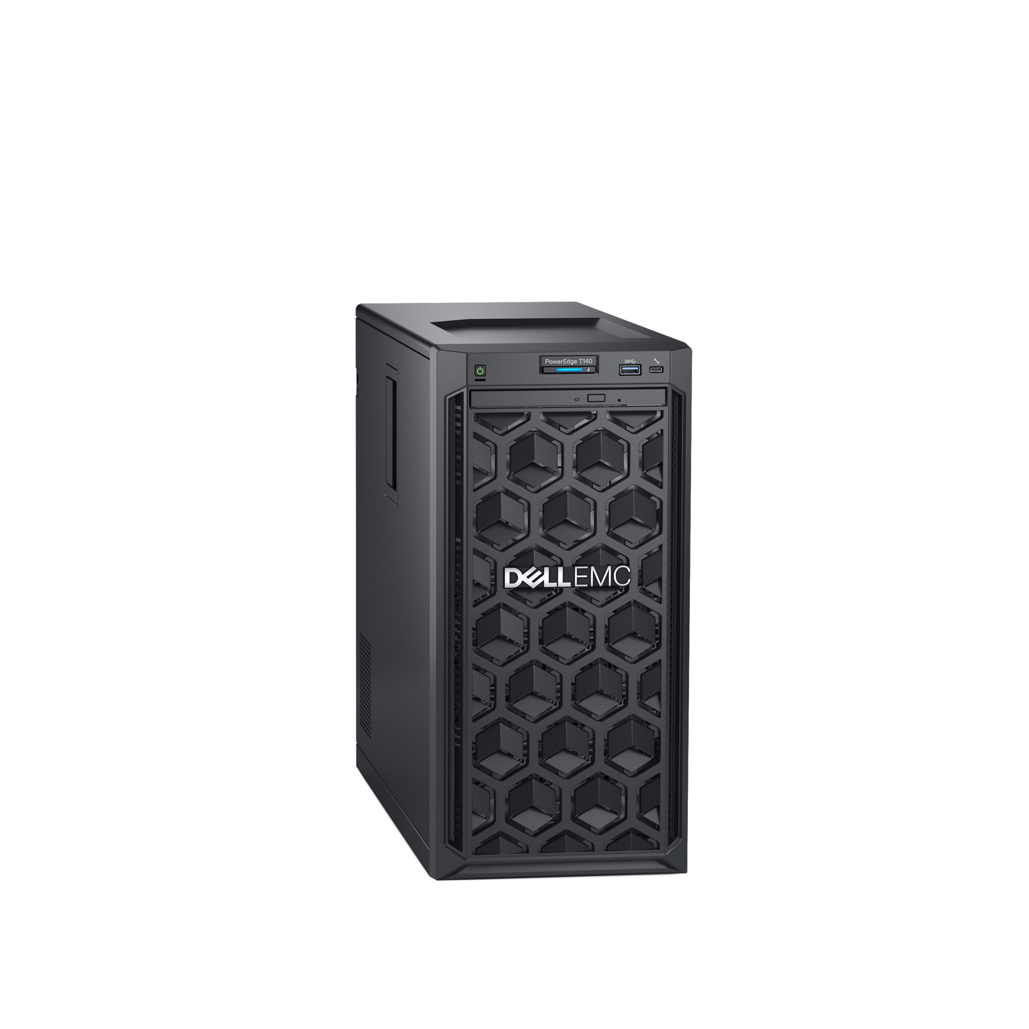 Zestaw serwer DELL PowerEdge T140 Xeon E-2234 16GB 1TB SATA H330 + Windows Server 2019 Standard + 2x 5 CAL user