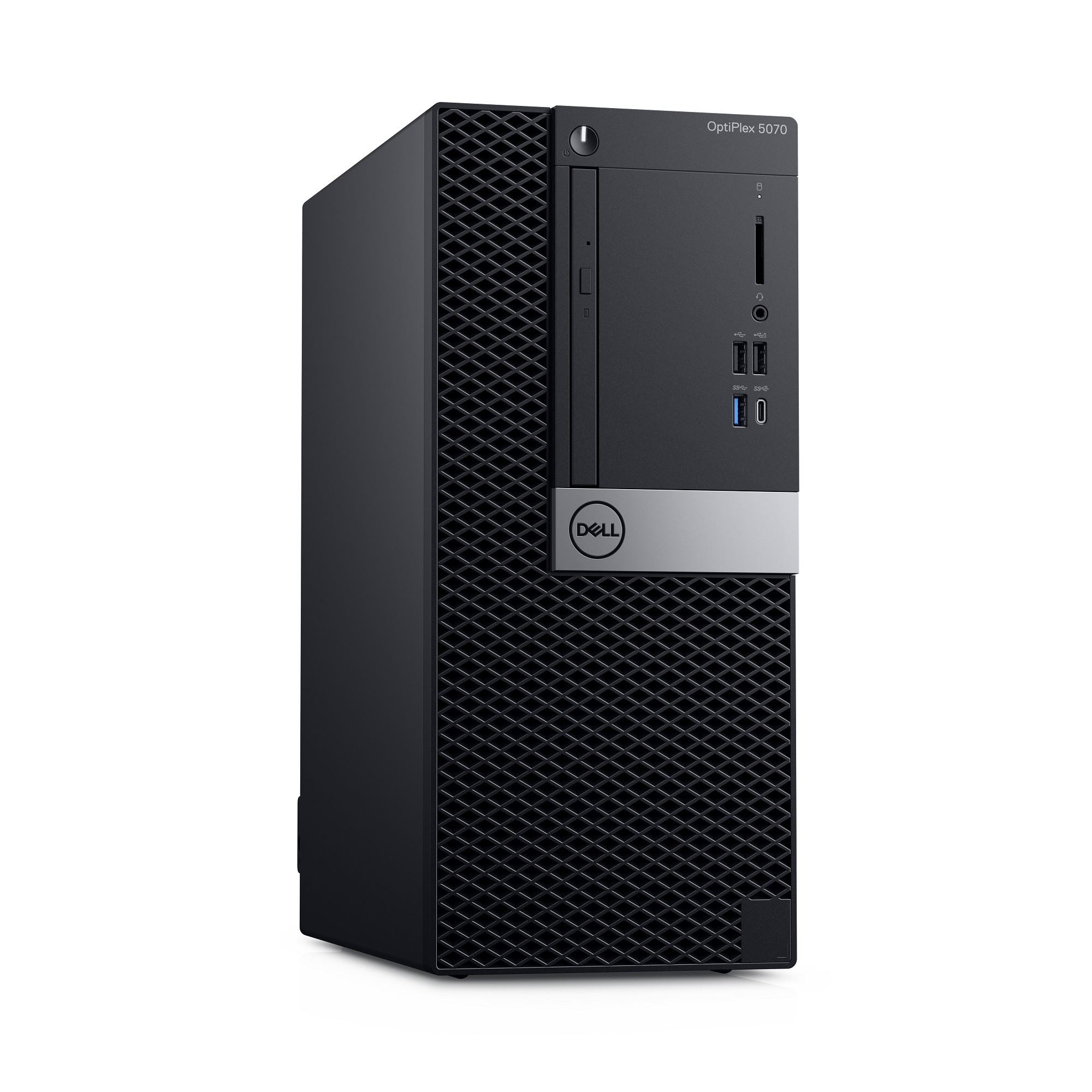 Komputer DELL OptiPlex 5070 MT i3-9100 8GB 1TB DVDRW W10Pro 3YProSupport Plus
