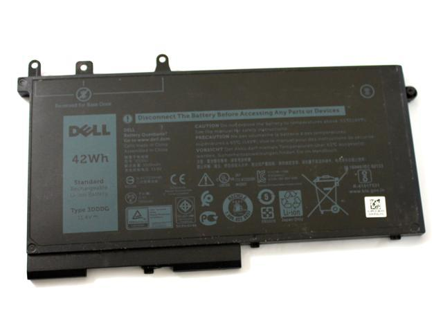 Bateria Dell 3-Cell 42WH RRJDX