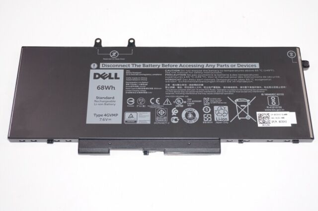 Bateria Dell 4-cell 68Wh C5GV2