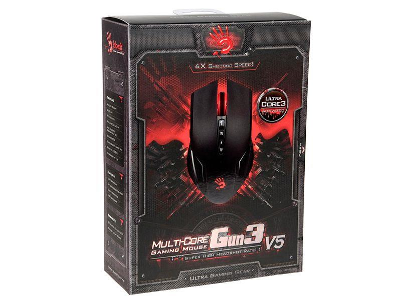 Mysz A4Tech Bloody Gaming V5m