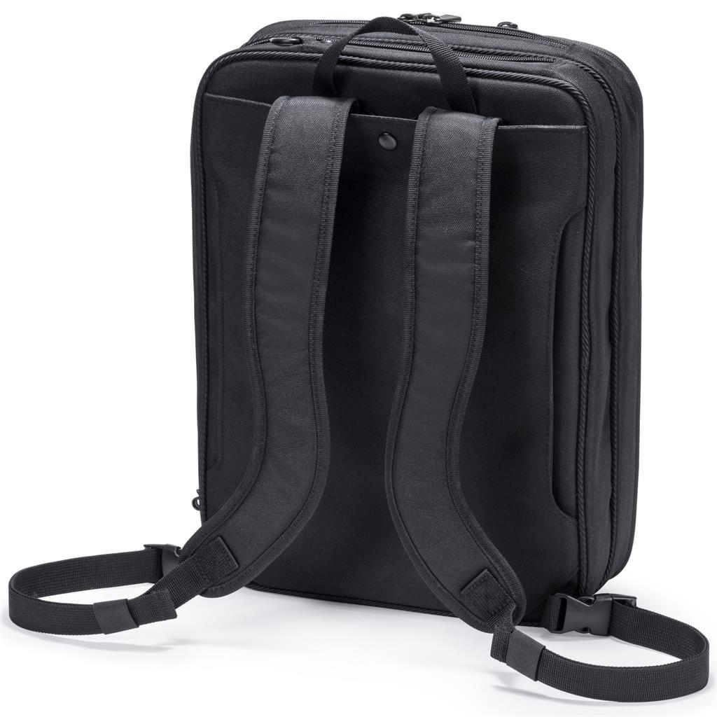 110726431047d Torba - plecak Dicota Top Traveller Dual ECO 14 - 15.6 2w1 - Sklep Dell