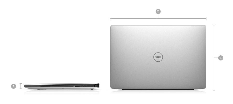 Laptop Dell XPS 13 9370 - obudowa laptopa