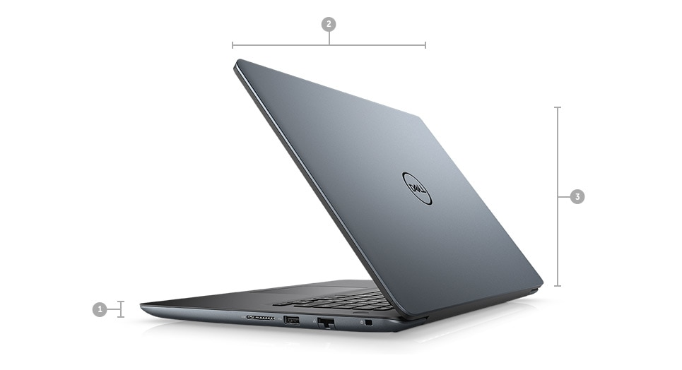Laptop Vostro V5581 - obudowa
