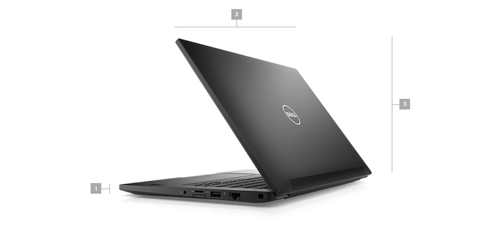 Laptop Dell Latitude 7490 - obudowa